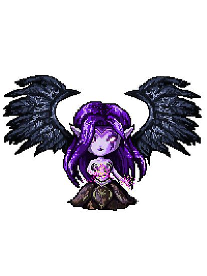 Morgana, The Fallen Pixel by Pixel-League