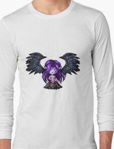 Morgana, The Fallen Pixel Long Sleeve T-Shirt