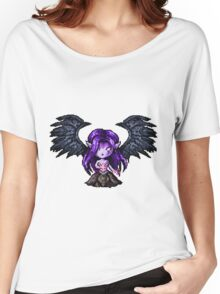Morgana, The Fallen Pixel Women's Relaxed Fit T-Shirt