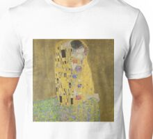 Klimt The Kiss Unisex T-Shirt