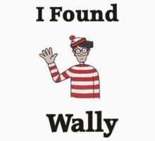 I Found Wally, I did. by Sarcasmic