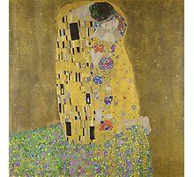 Klimt The Kiss Photographic Print