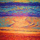 Indian Ocean Sunset by CourtneyAnne82