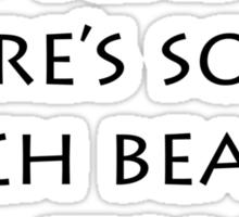 La Dispute Lyrics Sticker