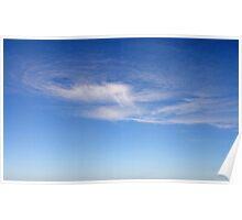 Interesting sky Poster