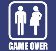 Game over - pregnant by LaundryFactory