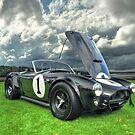 Ford Cobra 1962 CSX 2001 by John E Adams