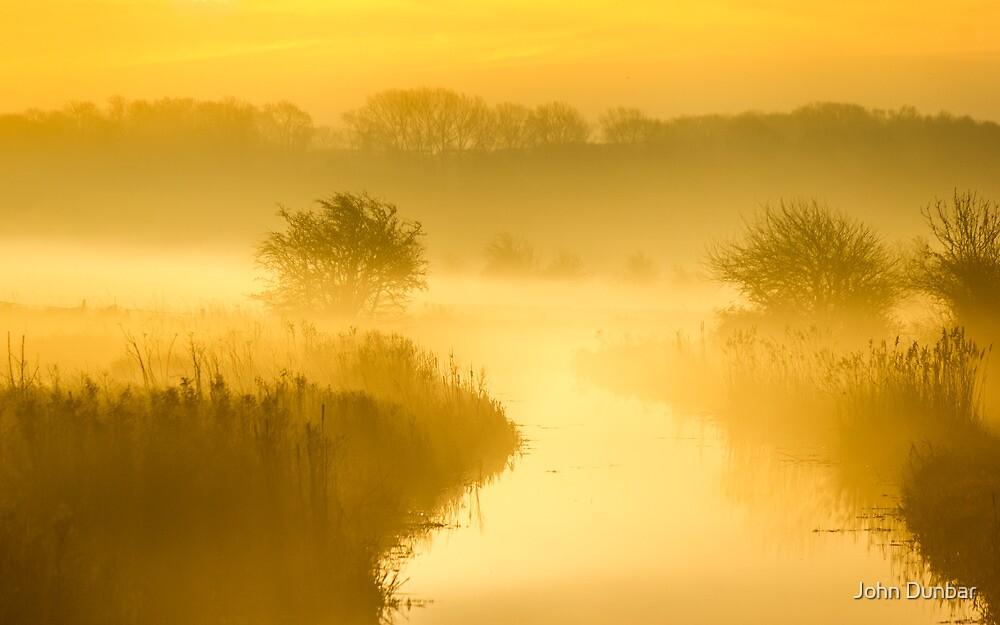 Mist of Gold by John Dunbar