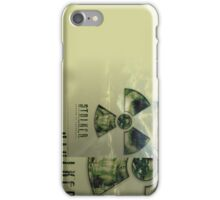 Iphone,Ipod radioactive S.T.A.L.K.E.R game case iPhone Case/Skin