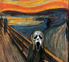 The Scream by AdvOfRoadkill