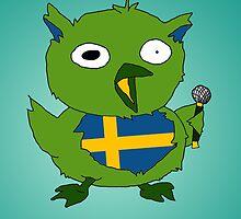 swedish rock star by Paladar