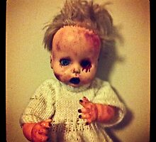 Zombie Doll by Tim Topping
