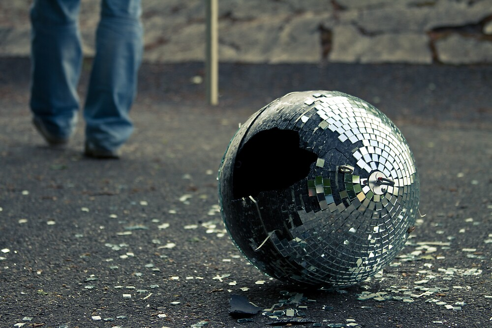 Disco is dead 5 by michireiter