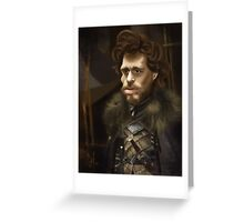 Robb Stark Greeting Card