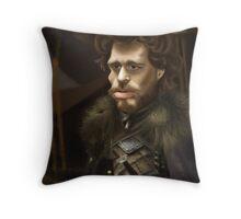 Robb Stark Throw Pillow