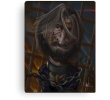 Jaime Lannister Canvas Print