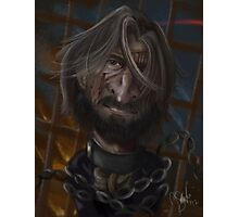 Jaime Lannister Photographic Print