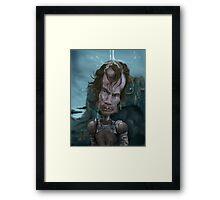 Theon Greyjoy Framed Print