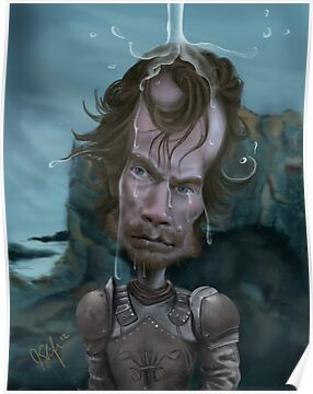 Theon Greyjoy by JenSnow