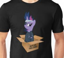 Twilight Sparkle - Metal Gear Solid Sparkle Unisex T-Shirt