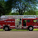 Seagrave 75ft Meanstick Ladder Fire Truck by TeeMack