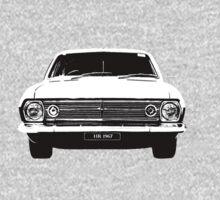 1967 HR Holden One Piece - Long Sleeve