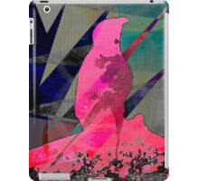 Abstract Dancing Eagle Design iPad Case/Skin