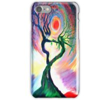 Dancing Tree Spirits iPhone Case/Skin