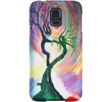 Dancing Tree Spirits Samsung Galaxy Case/Skin