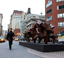 """Union Square"" by Edward Torres"
