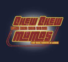 CHEW CHEW MAMAS by JessdeM