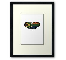 South Africa! Framed Print