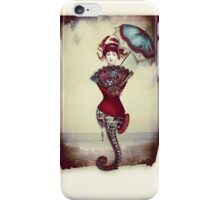 The Tail iPhone Case/Skin