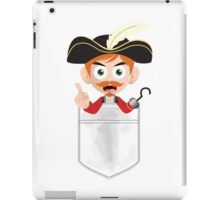 Pocket Pirate iPad Case/Skin
