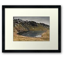 Bowscale Tarn Framed Print