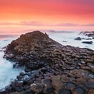 Giants Causeway by Michael Breitung