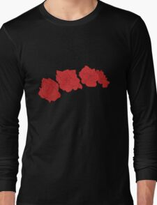 Flowers In Their Hair Long Sleeve T-Shirt