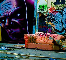 graffiti by Johan1984