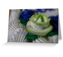 March Birthday Bubblers! Greeting Card