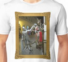 Hats Off to the Fool Unisex T-Shirt