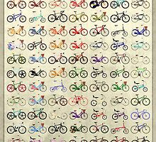 Bikes by Andy Scullion