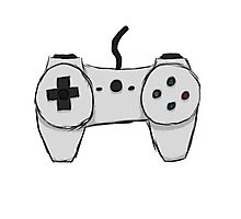 Controller Photographic Print