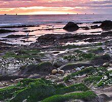 First Sunset 2 by Matthew Hill