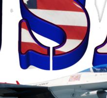 US Air Force Thunderbirds Sticker