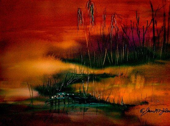 A Sudden Softness.. by ©Janis Zroback
