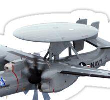 E-2 Hawkeye Sticker