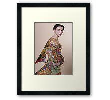 Madalena Framed Print