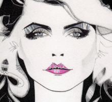Blondie Sticker