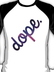 DOPE Space Type T-Shirt