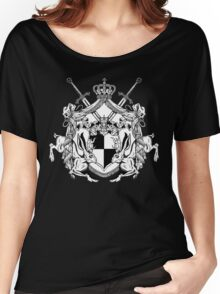 Jackalope Heraldry Women's Relaxed Fit T-Shirt